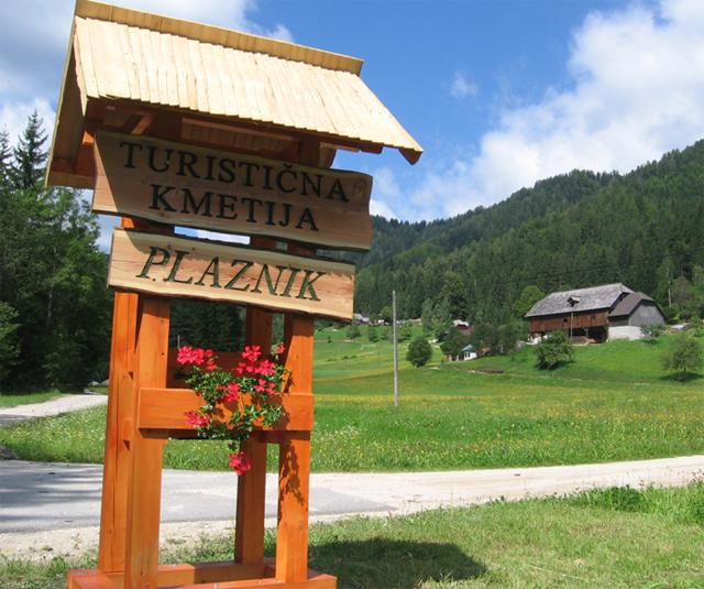 Turistična kmetija Plaznik